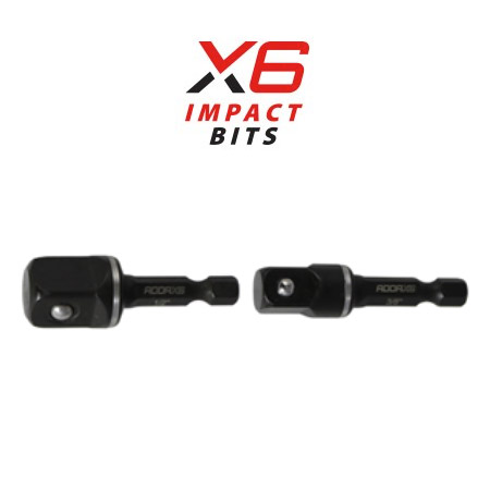 Addax X6 Impact Adapter