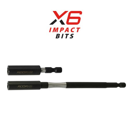 Addax X6 Impact Magnetic Bit Holder