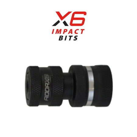 Addax X6 Quick Change Adaptor