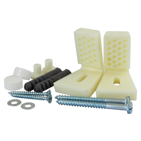Borgh WC and Bidet Fixing Sets