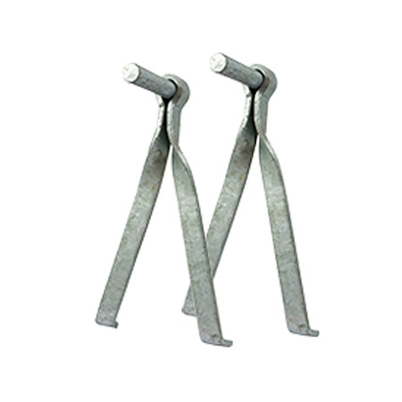 Gate Hooks to Build Double Brick