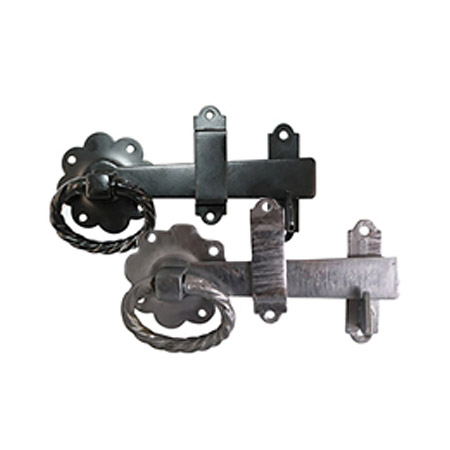 Twisted Ring Gate Latch