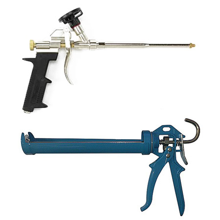 Bond-it Silicone & Foam Guns