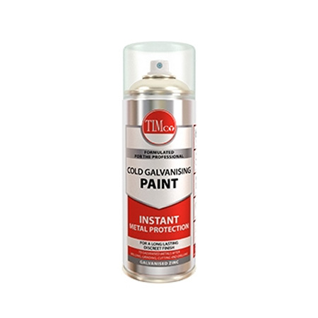TIMco Cold Galvanising Paint