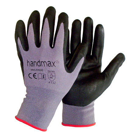 Handymax Kansas foam nitrile gloves