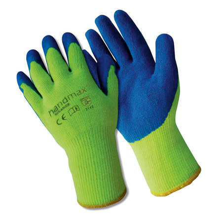 Handymax Maine Neon Themal Plus gloves