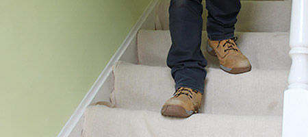 TIMco Stair Dust sheets