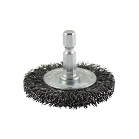 Crimped Steel Wire Brush