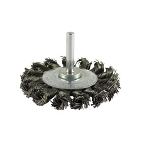 Twist Knot Steel Wire Wheel Brush